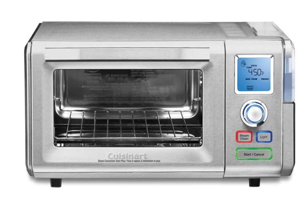 brushed steel refurbished st oven cuisinart convection toaster