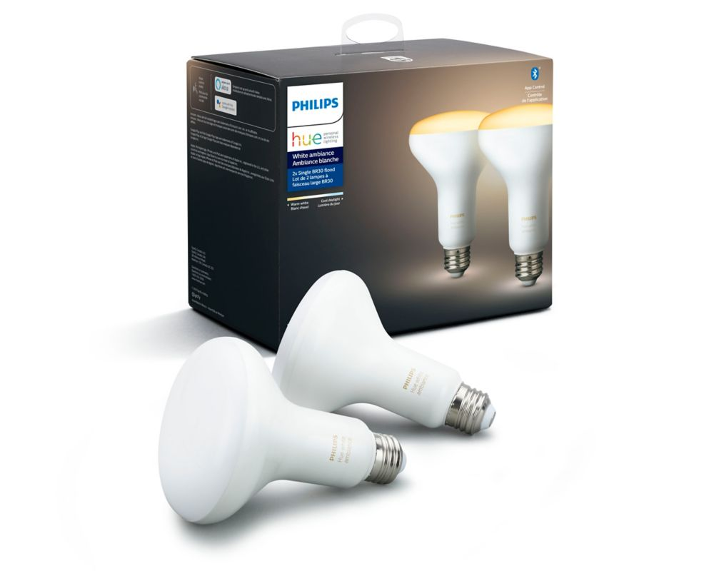 Hue White Ambiance BR30 - 2 Pack