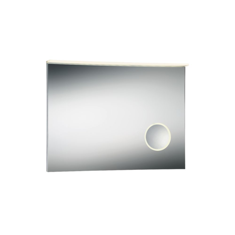 Small Magnifier LED Mirror