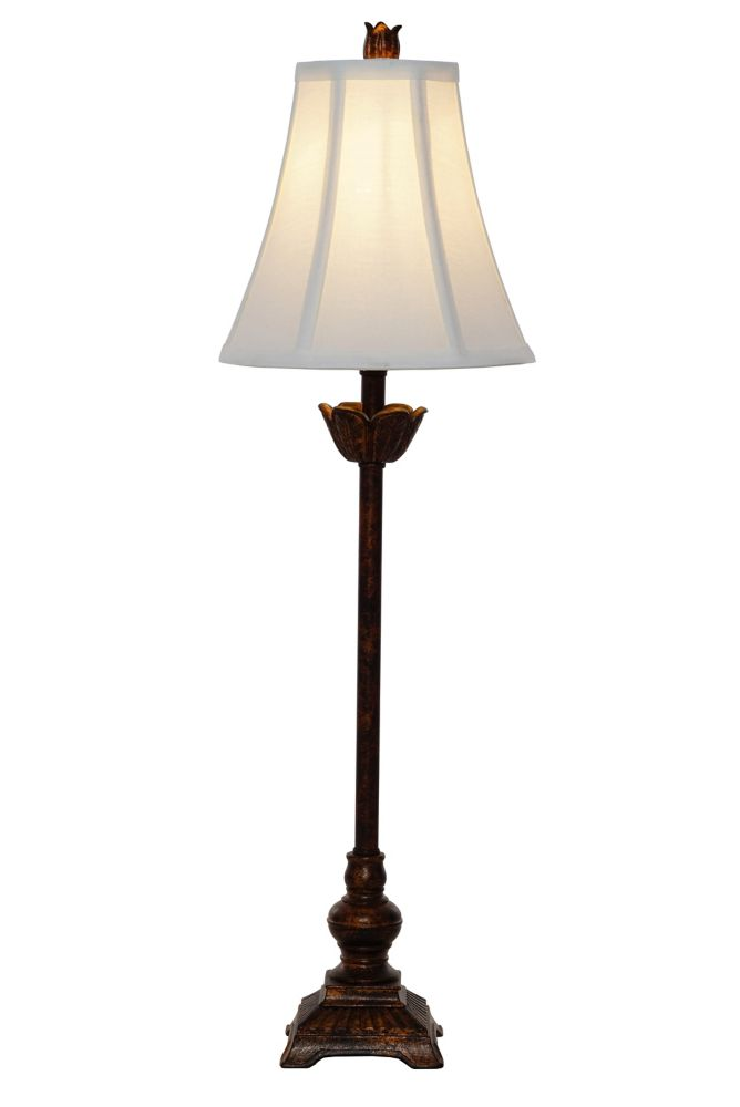 Hampton Bay Classic Buffet Table Lamp