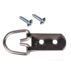 OOK D Ring Hanger, 2 Hole, Valve Pack