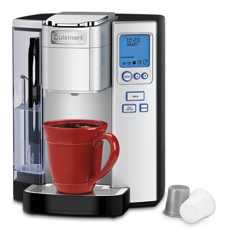 Cuisinart Premium Single Serve Coffeemaker With 2l Reservoir The