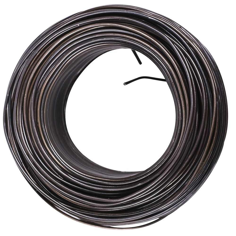 OOK Steel Wire Black 19Gx50 ft.