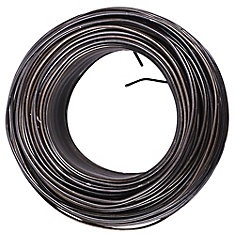 Steel Wire Black 20GX165 ft.