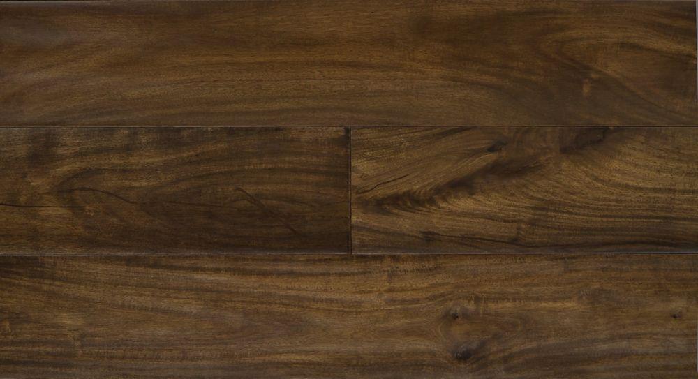 Goldsmoke Acacia 1/2-inch Thick x 5-inch W Engineered Hardwood Flooring Floor (22.97 sq. ft. / ca...