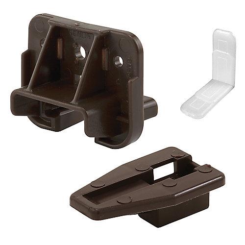 Guide de rail et glissières de tiroir