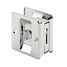 pocket door privacy lock. Pocket Door Privacy Lock With A