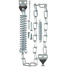Door Chain, Zinc Plated