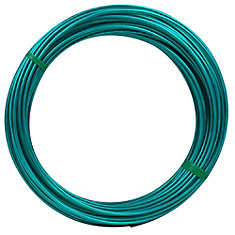 Coated Galvanized Wire-100 ft.