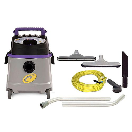 ProTeam ProGuard 10 - 37 L (10 Gal.) Commercial Wet/Dry Vacuum
