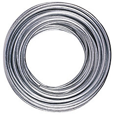 Galv. Wire-Steel 14GX50 ft.