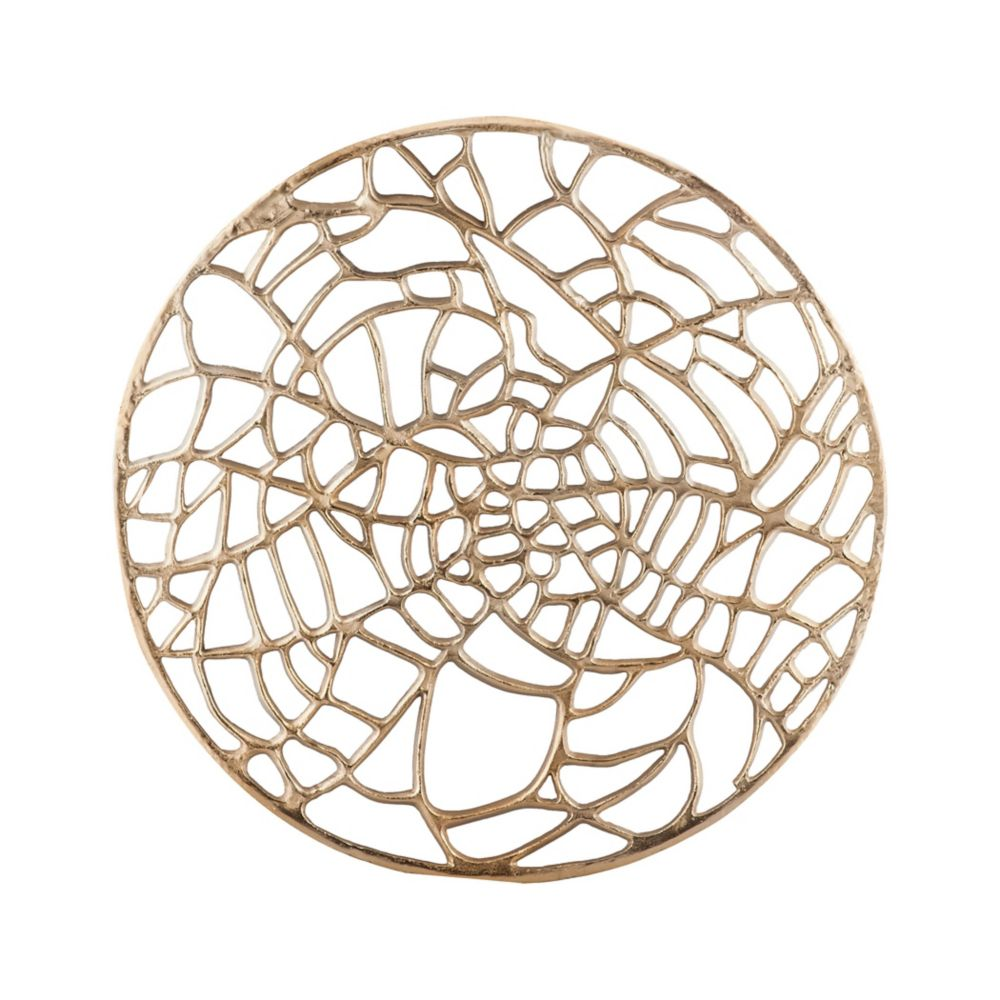 Spidersilk Wall Sculpture