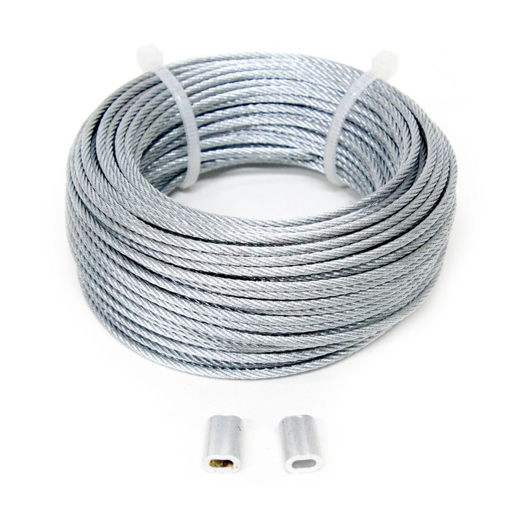 CE TECH 50 ft. 6-Conductor Station Wire | The Home Depot Canada
