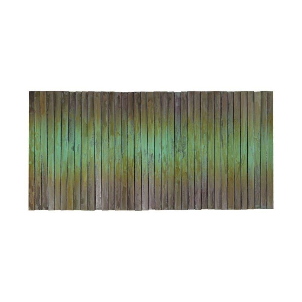 Metal Wave Wall Art