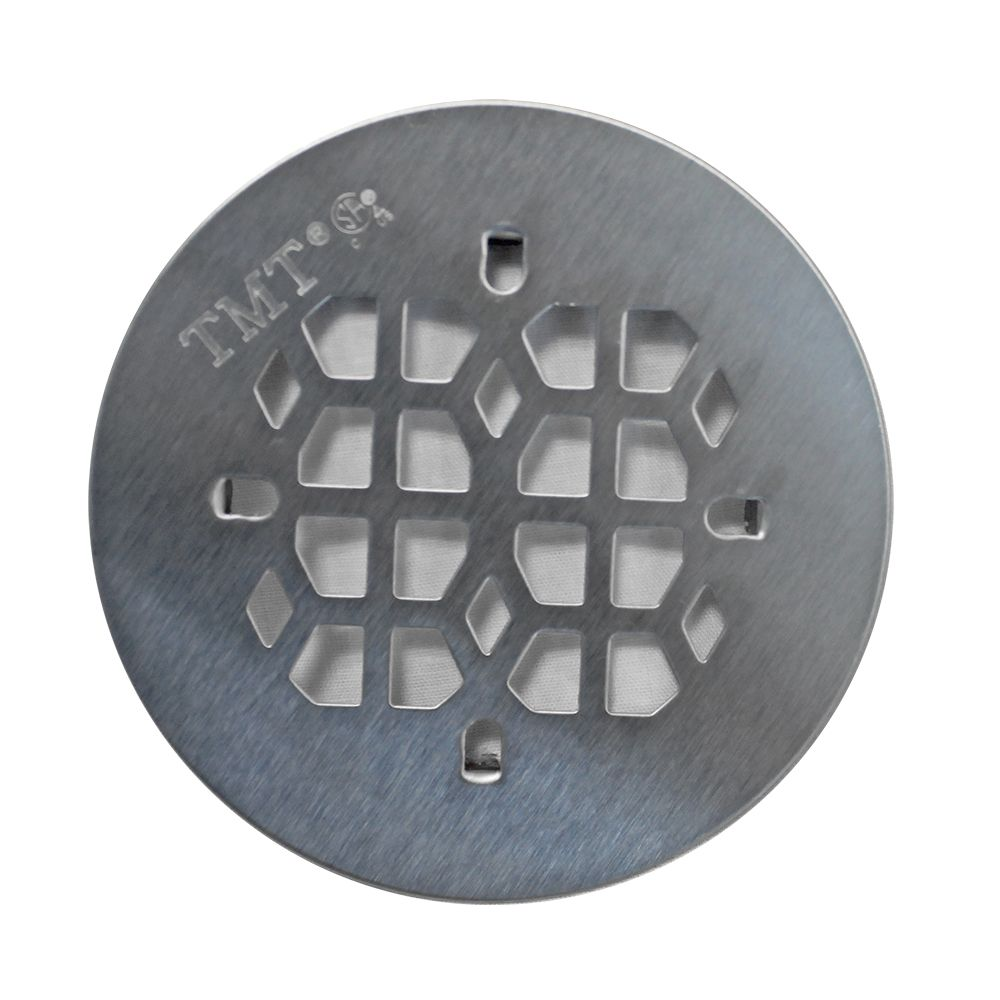 Floor Choice 4.25 inch Abstract Circle Shower Drain