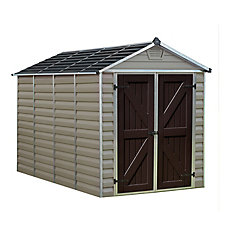Handy Home Products Princeton 10 Ft X 10 Ft Wooden Shed