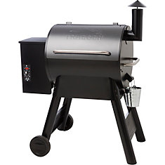 Eastwood 22 Wood Fired BBQ in Silver Vien