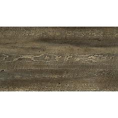6-inch Boardwalk Hickory Glue-Down Luxury Vinyl Plank Flooring (47.75 sq. ft. / case)