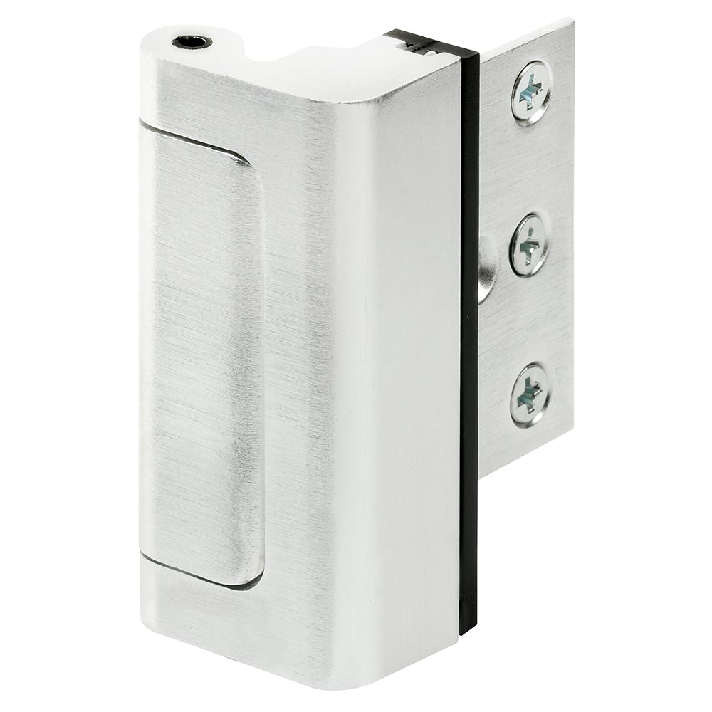 Prime Line White Keyed Patio Door Bolt Lock The Home