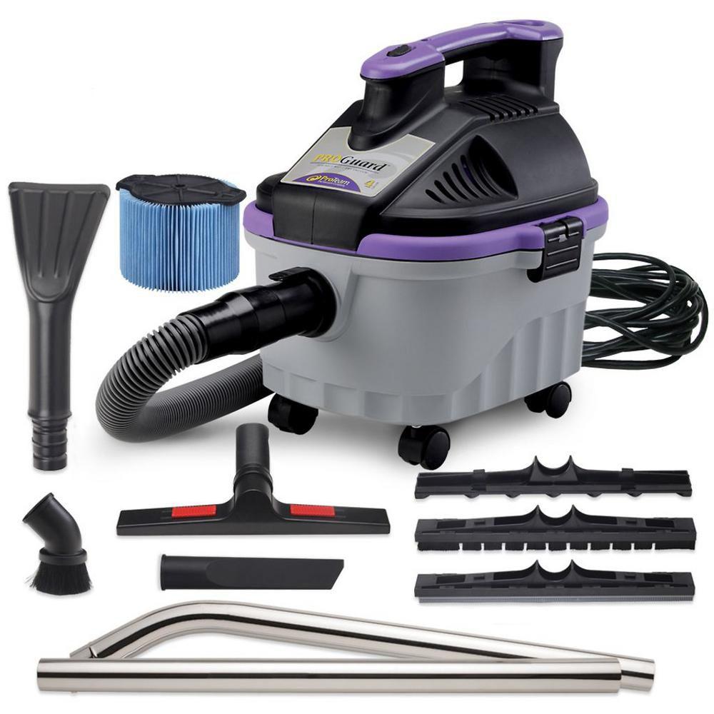 ProGuard 4 - 15 L (4 Gal.) Commercial Wet/Dry Vacuum