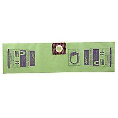 Intercept Micro Filter Bag For ProGuard 10 Vacuum - 3 Pack
