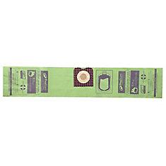 Intercept Micro Filter Bag For ProGuard 4 Vacuum - 3 Pack