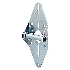 Standard Hinge, #1 Position, W/Fasteners, 3 inch. Wide