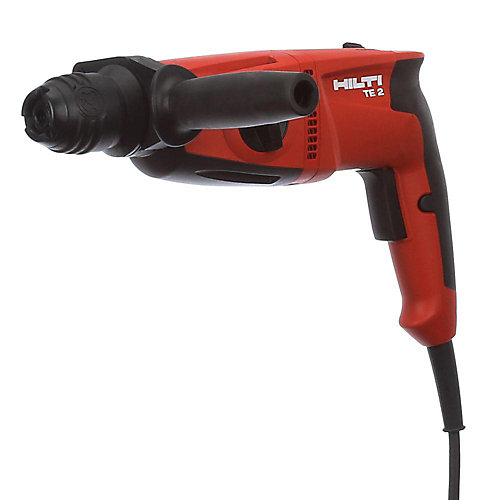 TE 2 120V SDS-Plus Hammer Drill Kit