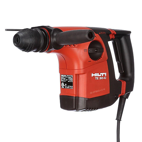 TE 30-C 120V SDS-Plus Hammer Drill Kit