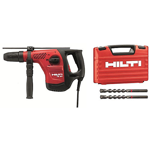 120-Volt SDS Max TE 50 Combihammer Performance Package