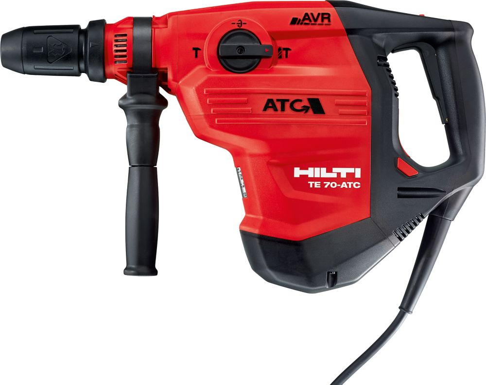 120-Volt SDS Max TE 70-ATC-AVR Combi Hammer Performance Package
