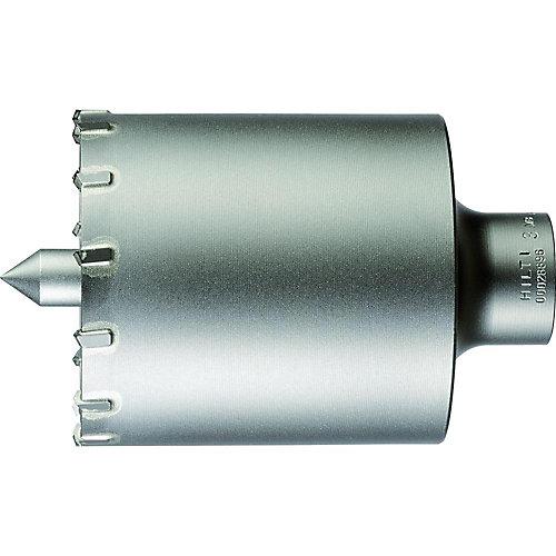 3-1/2 Inch TE-C SDS Plus Style Percussion Core Bit