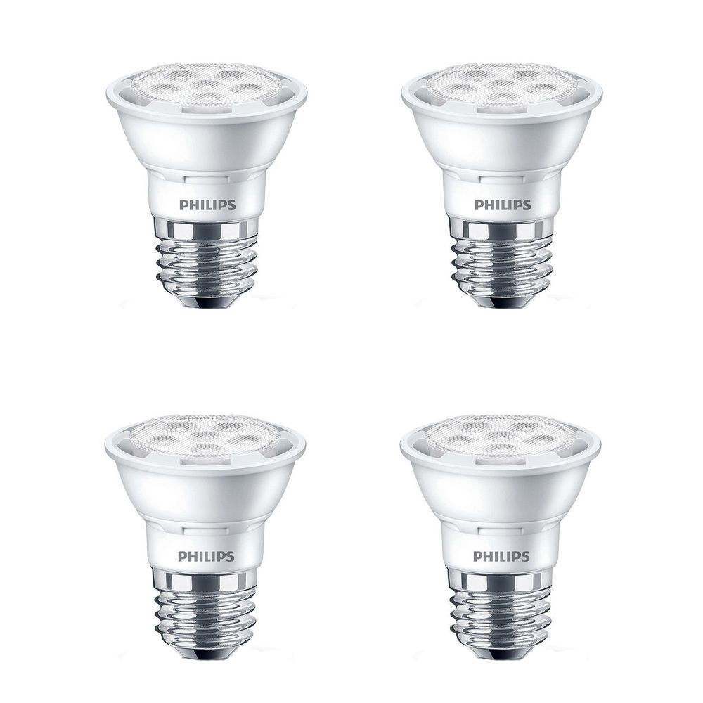 LED 50W PAR16 Daylight (5000K) - Case of 4 Bulbs