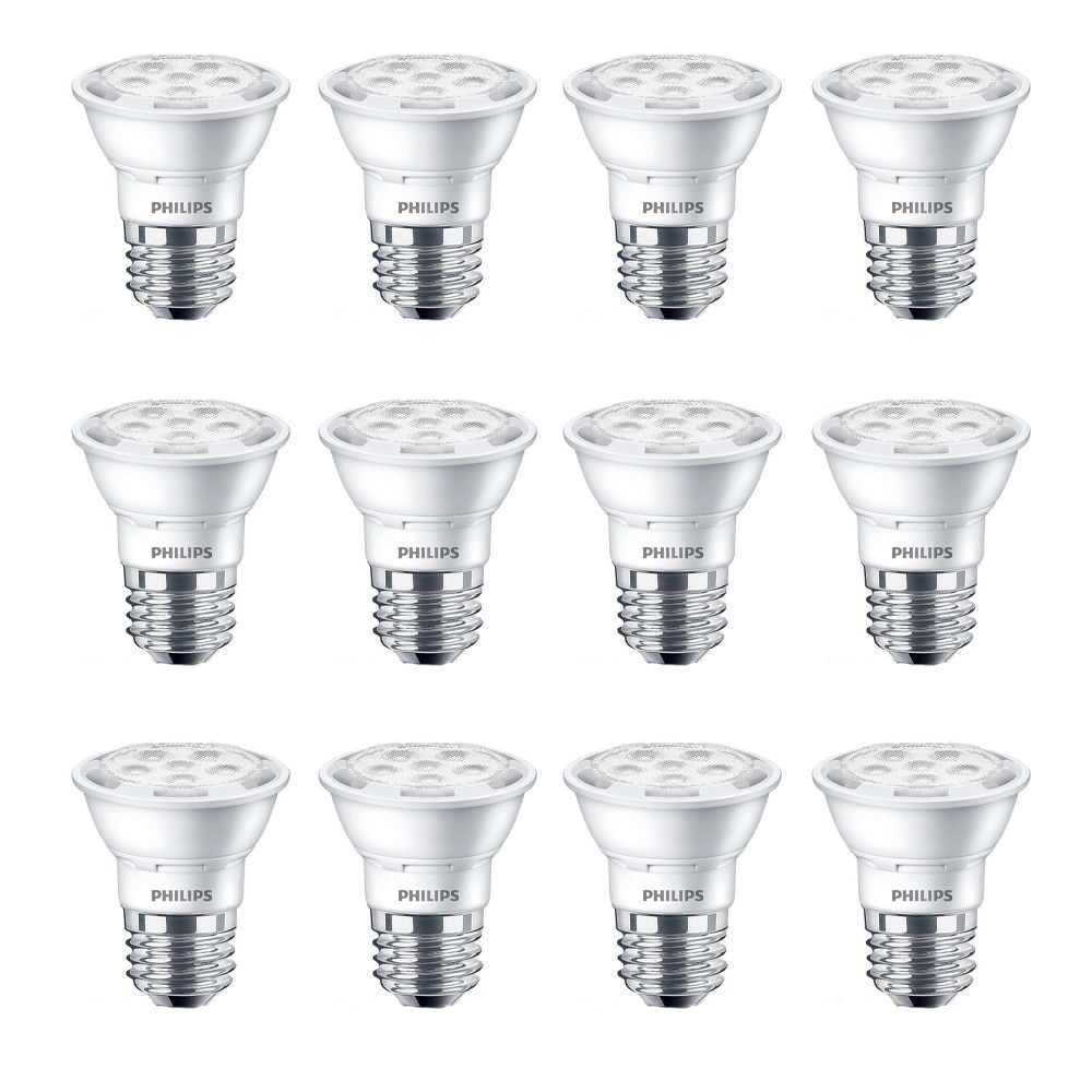 LED 50W PAR16 Daylight (5000K) - Case of 12 Bulbs