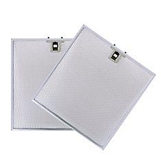 Aluminum Replacement Filter for Range Hoods U5H300A15,U7L380A15.