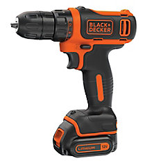 12V MAX Lithium-Ion Cordless 3/8-inch Drill with Battery 1.5Ah and Charger