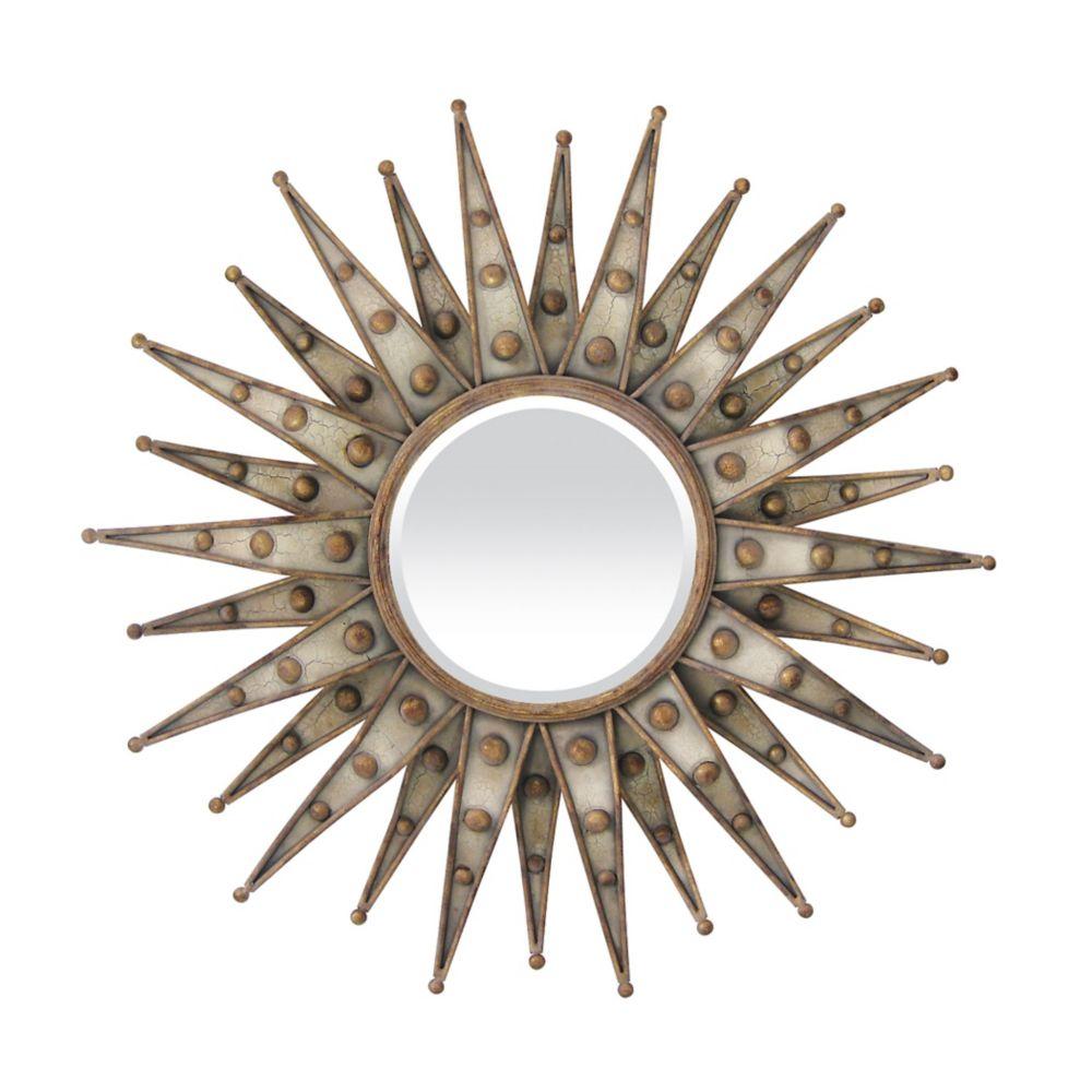 Miroir éclat d'étoile Centauri biseauté