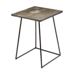 Titan Lighting Linear Concrete Accent Table