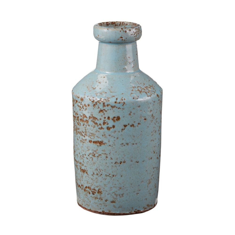 Rustic Persian Milk Bottle
