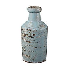 Bouteille de lait Persan rustique