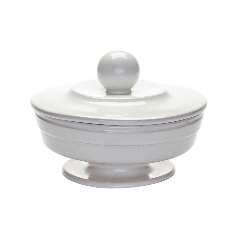 White Polar Vase  - Small