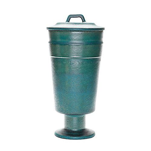 Vase métallique Patina - grand