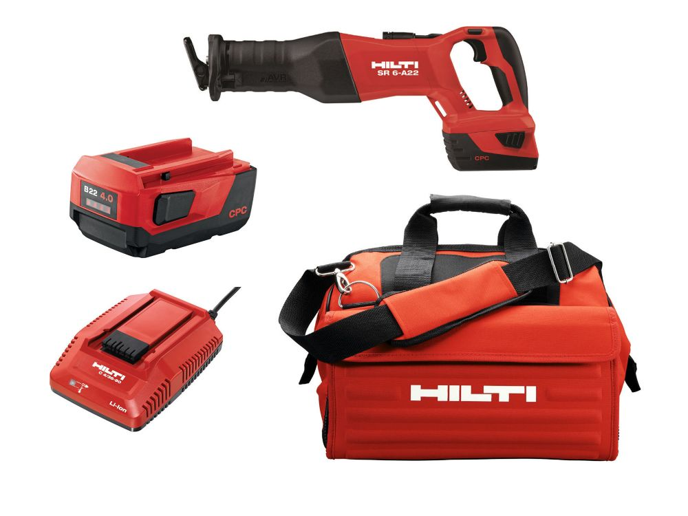 WSR 18-Volt Lithium-Ion Cordless Reciprocating Saw
