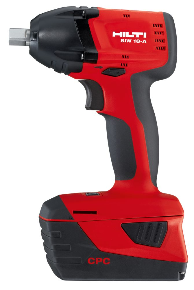 SIW 18-Volt Lithium-Ion 1/2 Inch Cordless Compact Impact Wrench