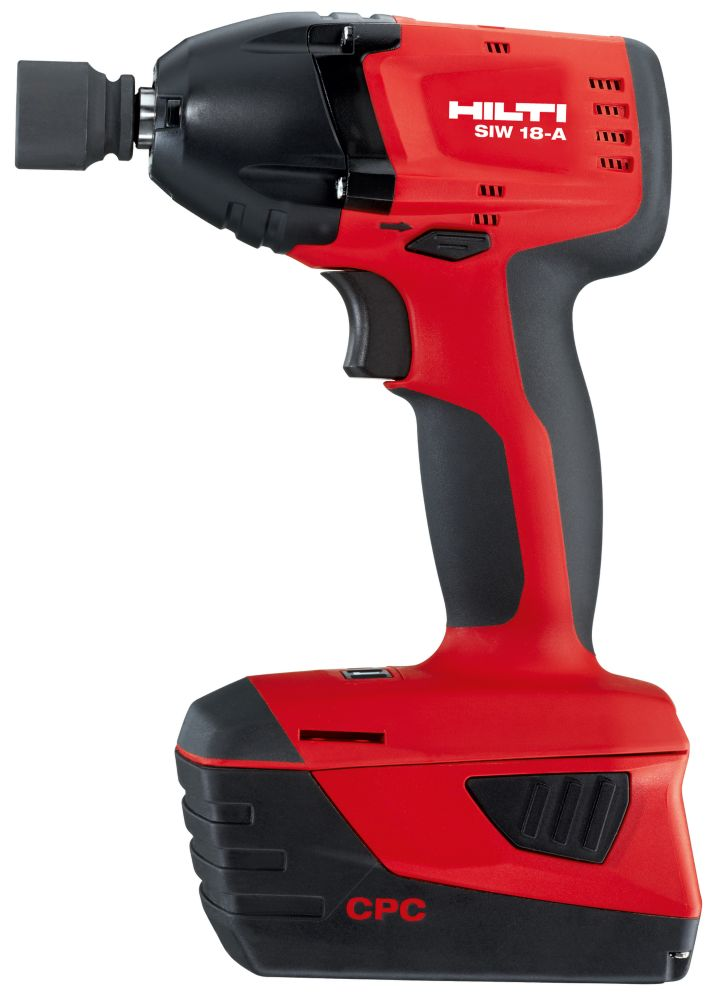 SIW 18-Volt Lithium-Ion 1/2 Inch Cordless Impact Wrench