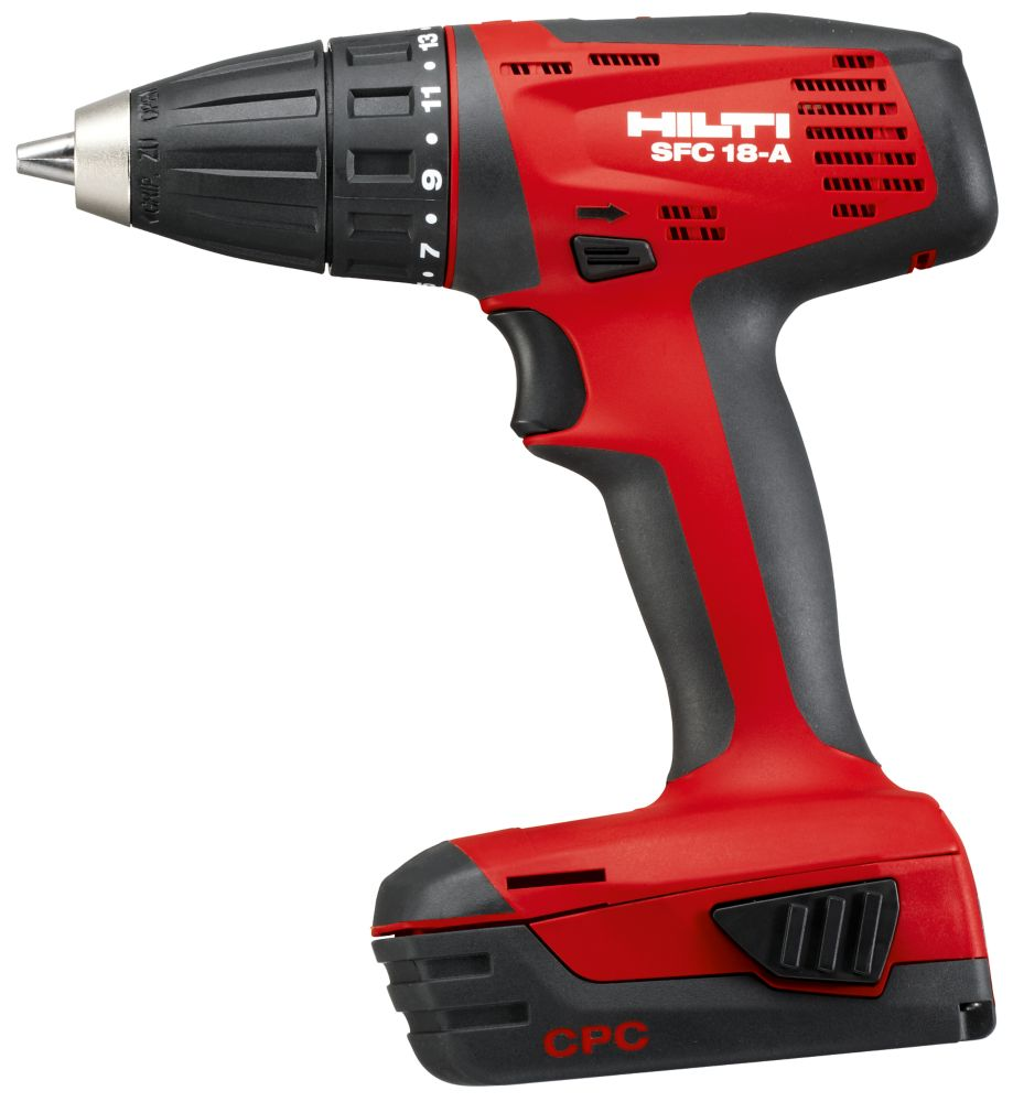 SFC 18-Volt Lithium-Ion Cordless Compact Drill Driver