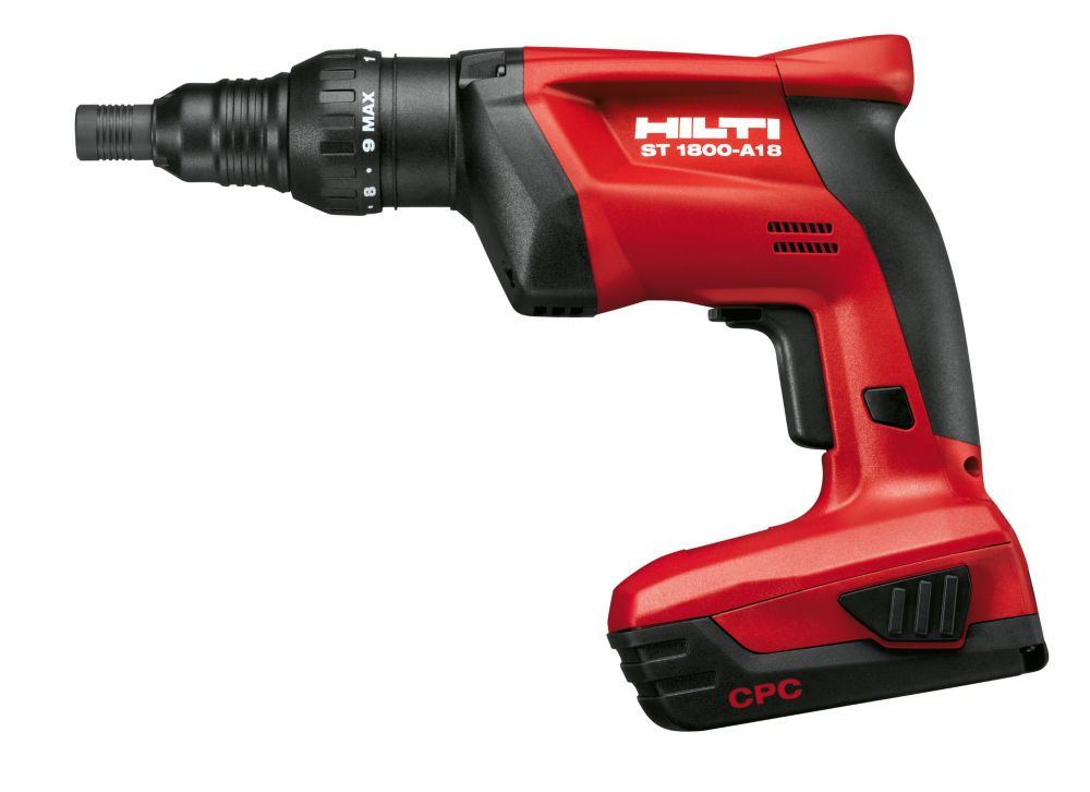 ST 1800 18-Volt Lithium-Ion 1/4 Inch Hex Cordless Adjustable Torque Screwdriver