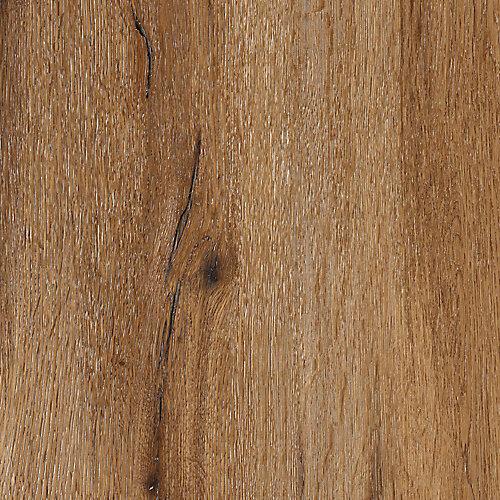 Locking Riven Oak Brown 8.7-inch x 60-inch Luxury Vinyl Plank Flooring (21.6 sq. ft./Case)
