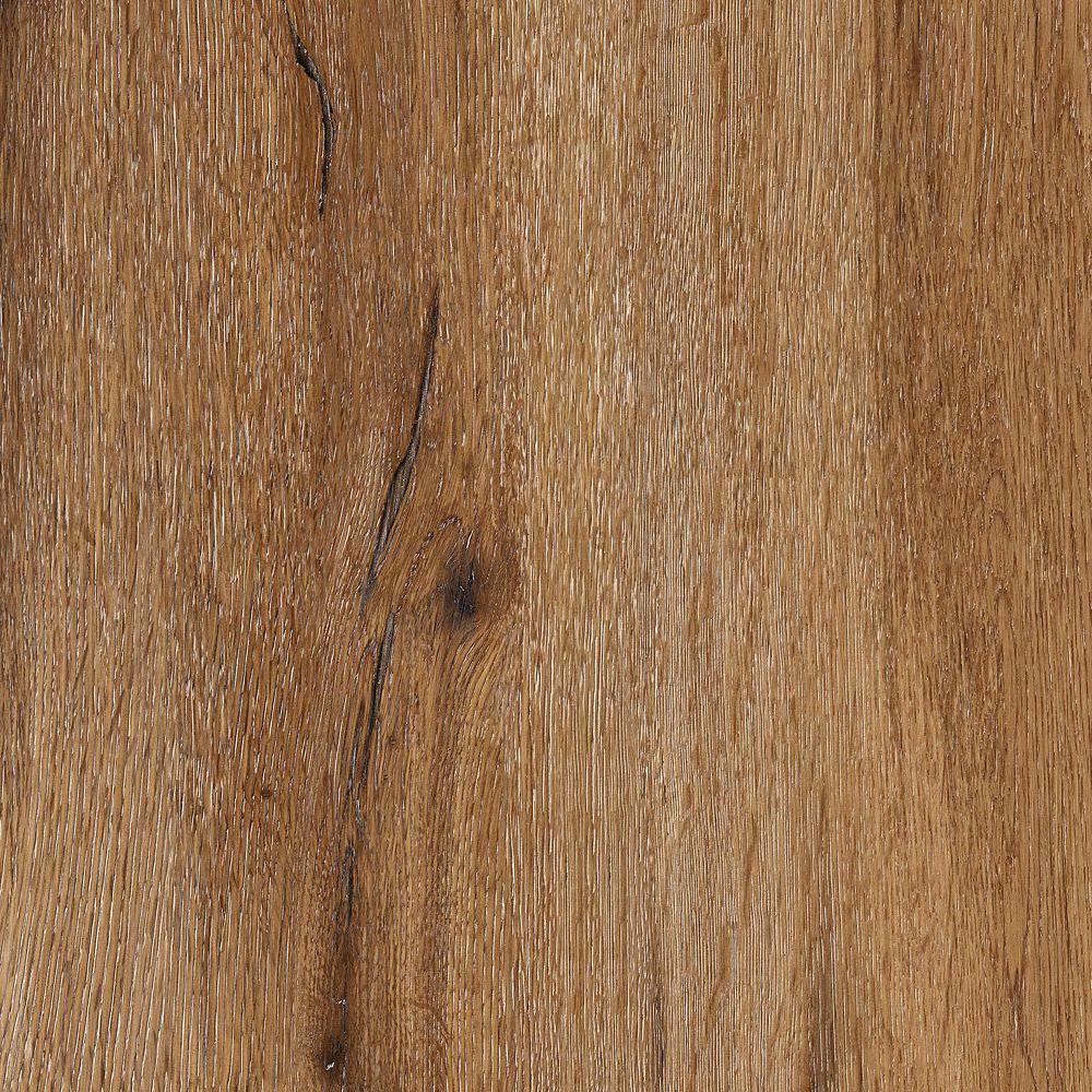 Allure Locking Riven Oak Brown 8.7-inch x 60-inch Luxury Vinyl Plank Flooring (21.6 sq. ft. / case)