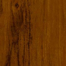 Plancher de vinyle de luxe de 7,5 po x 47,6 po en acacia verrouillable (19,8 pi2 / caisse)